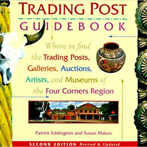 Vintage bookThe Trading Post Guidebook 1995